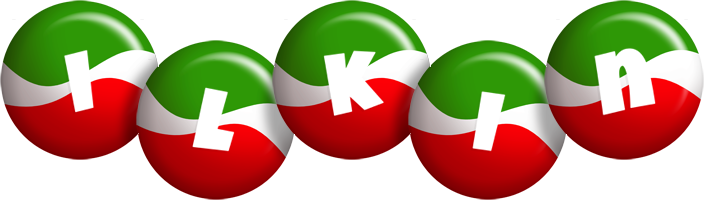 Ilkin italy logo