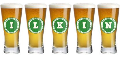 Ilkin lager logo