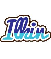 Ilkin raining logo