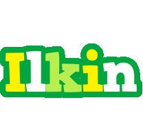 Ilkin soccer logo