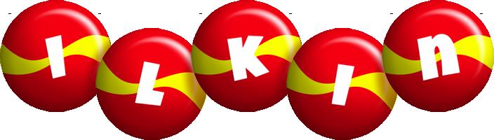 Ilkin spain logo