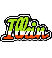 Ilkin superfun logo
