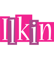 Ilkin whine logo