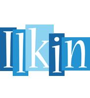 Ilkin winter logo
