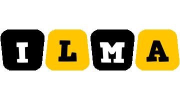Ilma boots logo