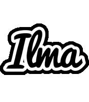 Ilma chess logo
