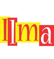 Ilma errors logo