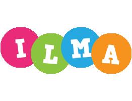 Ilma friends logo