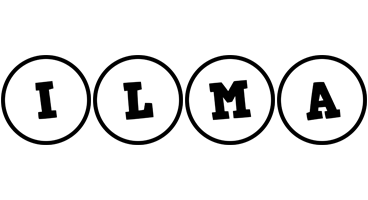 Ilma handy logo