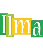 Ilma lemonade logo