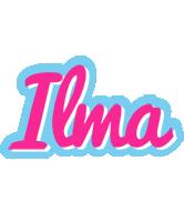 Ilma popstar logo