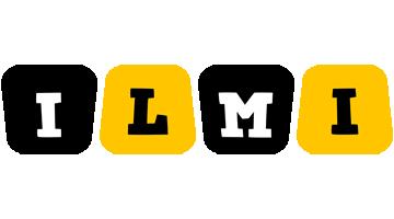 Ilmi boots logo