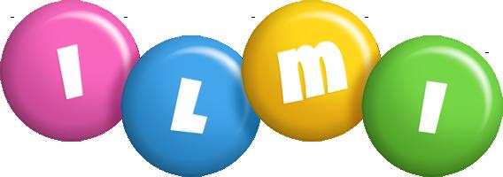 Ilmi candy logo