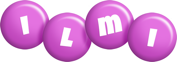 Ilmi candy-purple logo