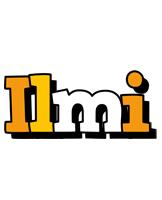 Ilmi cartoon logo
