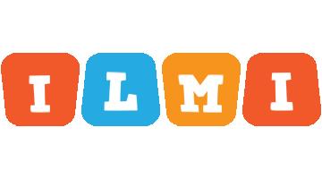 Ilmi comics logo