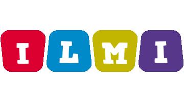 Ilmi kiddo logo