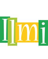 Ilmi lemonade logo