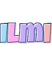 Ilmi pastel logo