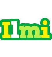 Ilmi soccer logo