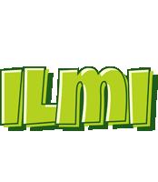 Ilmi summer logo