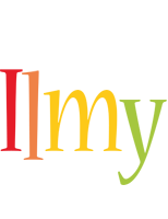 Ilmy birthday logo