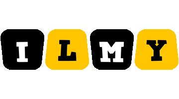 Ilmy boots logo
