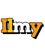 Ilmy cartoon logo