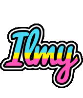 Ilmy circus logo