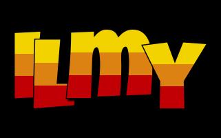 Ilmy jungle logo