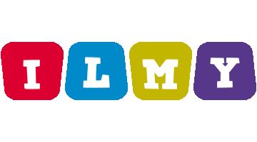 Ilmy kiddo logo
