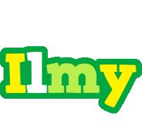 Ilmy soccer logo