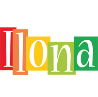 Ilona colors logo