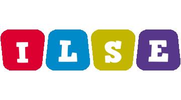 Ilse kiddo logo