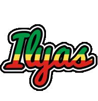 Ilyas african logo