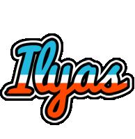 Ilyas america logo