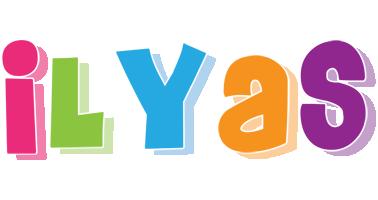 Ilyas friday logo