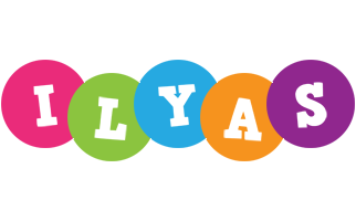 Ilyas friends logo