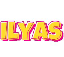 Ilyas kaboom logo