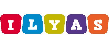 Ilyas kiddo logo