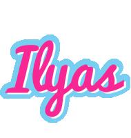 Ilyas popstar logo