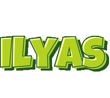 Ilyas summer logo