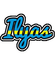 Ilyas sweden logo