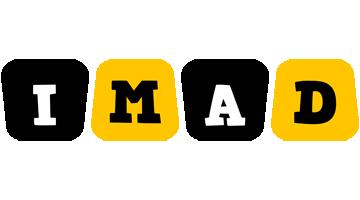 Imad boots logo