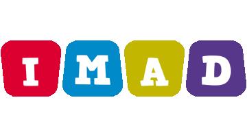 Imad daycare logo