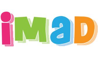 Imad friday logo