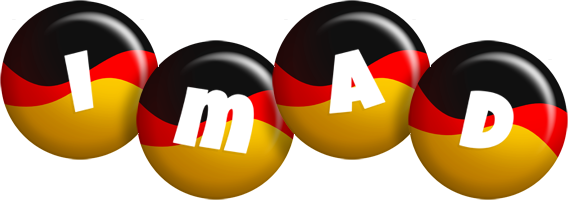 Imad german logo