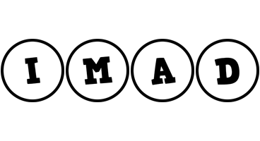Imad handy logo