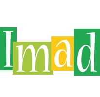 Imad lemonade logo