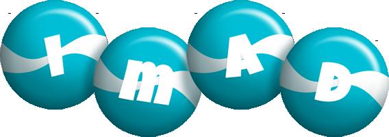 Imad messi logo